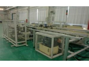 ZKAU-1全自动太阳能电池板组框机