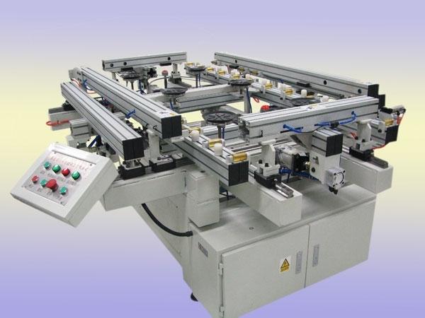 ZK-1太阳能电池板组框机