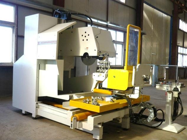 CS-1半自动精铸件切割机